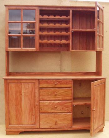 BAR AND WINE CABINETS – Kubu Crafts